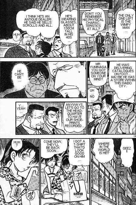 Detective Conan Chapter 394  Online Free Manga Read Image 13