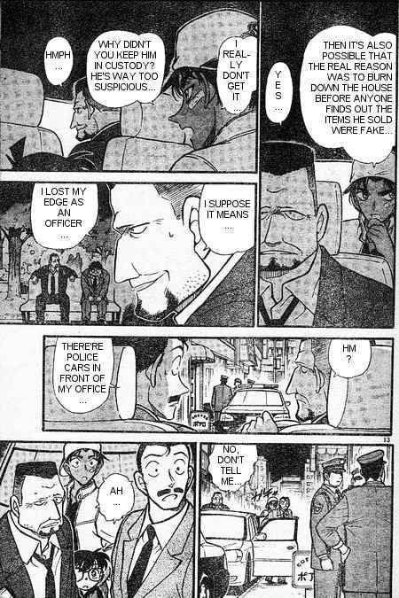 Detective Conan Chapter 395  Online Free Manga Read Image 13