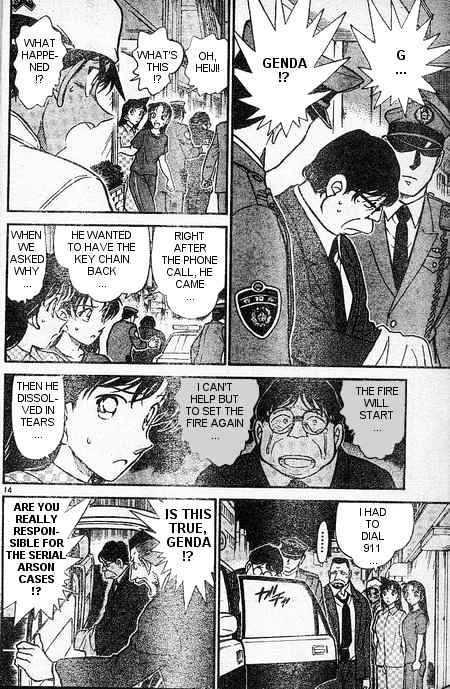 Detective Conan Chapter 395  Online Free Manga Read Image 14