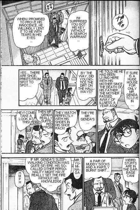 Detective Conan Chapter 396  Online Free Manga Read Image 13