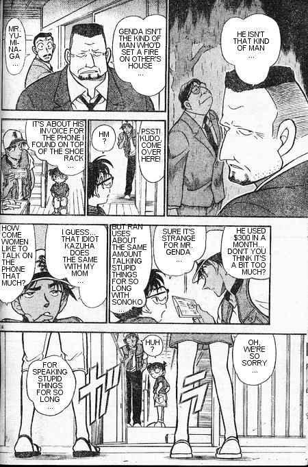 Detective Conan Chapter 396  Online Free Manga Read Image 14