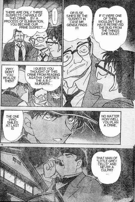 Detective Conan Chapter 397  Online Free Manga Read Image 16