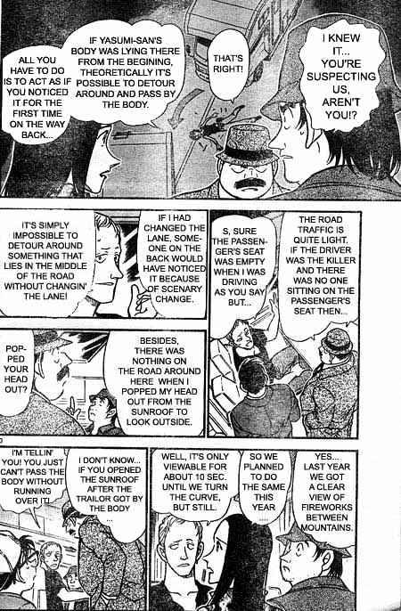Detective Conan Chapter 399  Online Free Manga Read Image 10