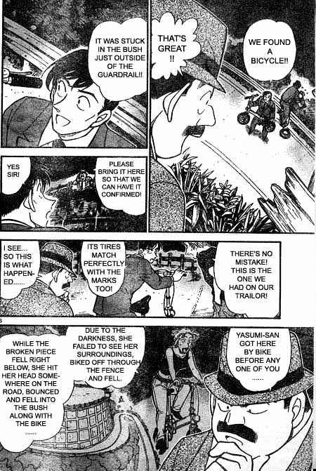 Detective Conan Chapter 399  Online Free Manga Read Image 6