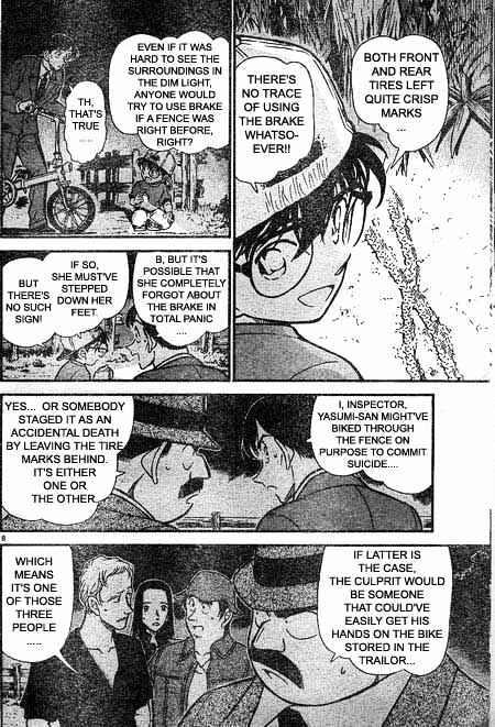 Detective Conan Chapter 399  Online Free Manga Read Image 8