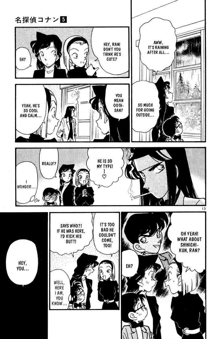 Detective Conan Chapter 40  Online Free Manga Read Image 14