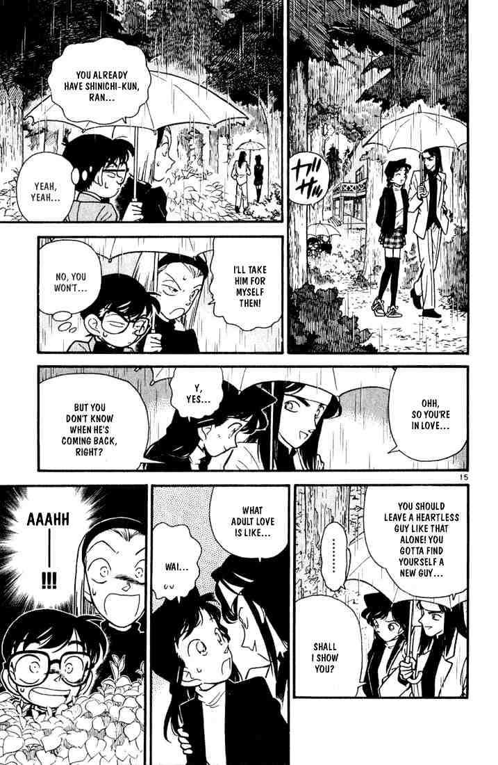 Detective Conan Chapter 40  Online Free Manga Read Image 16