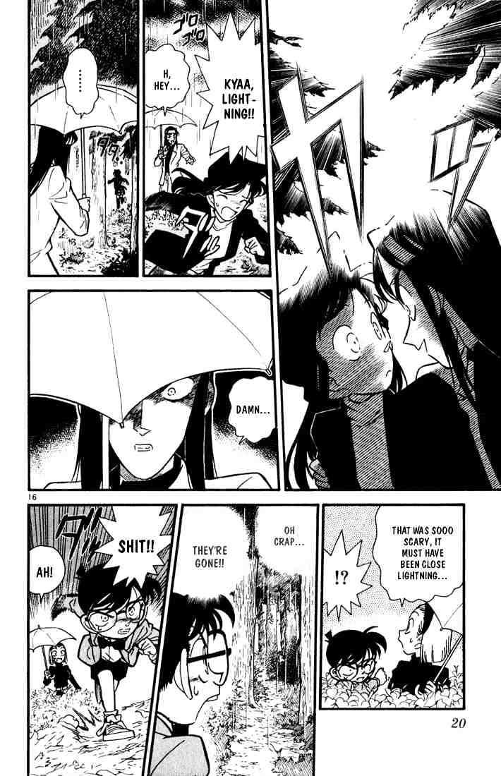 Detective Conan Chapter 40  Online Free Manga Read Image 17
