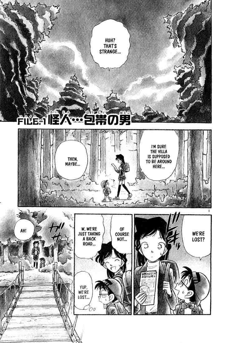 Detective Conan Chapter 40  Online Free Manga Read Image 3