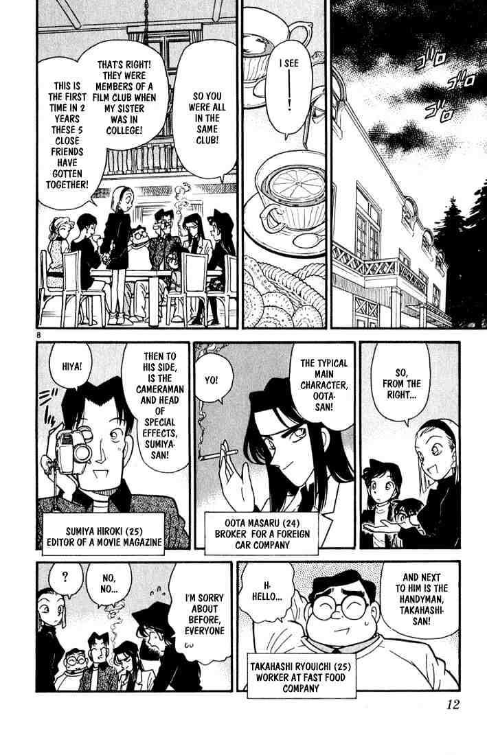 Detective Conan Chapter 40  Online Free Manga Read Image 9