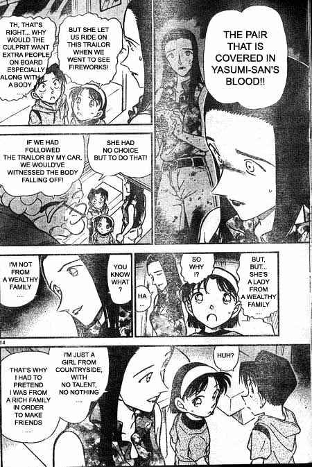 Detective Conan Chapter 400  Online Free Manga Read Image 14
