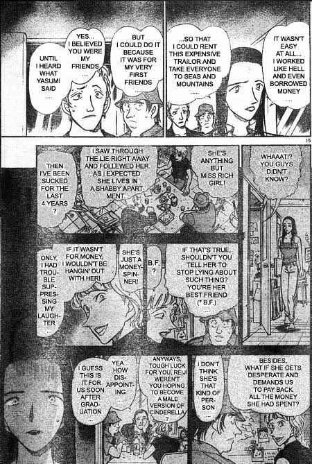 Detective Conan Chapter 400  Online Free Manga Read Image 15