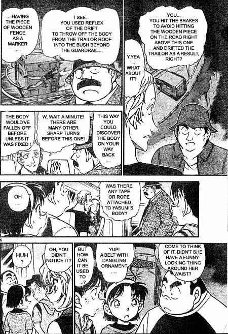 Detective Conan Chapter 400  Online Free Manga Read Image 6