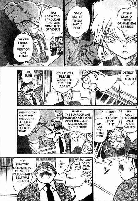 Detective Conan Chapter 400  Online Free Manga Read Image 7