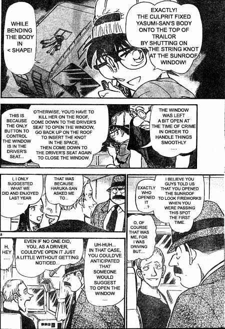 Detective Conan Chapter 400  Online Free Manga Read Image 8