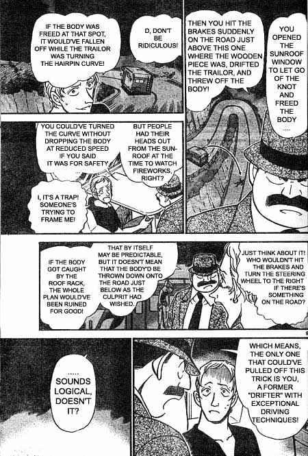 Detective Conan Chapter 400  Online Free Manga Read Image 9