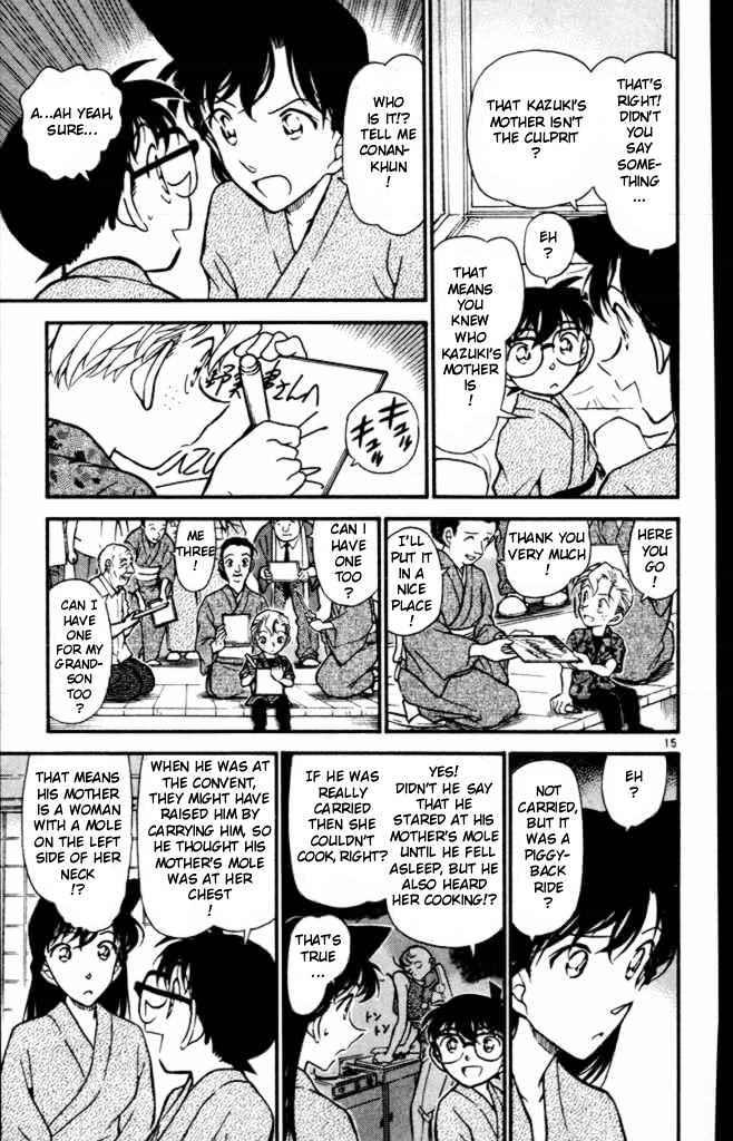 Detective Conan Chapter 403  Online Free Manga Read Image 15