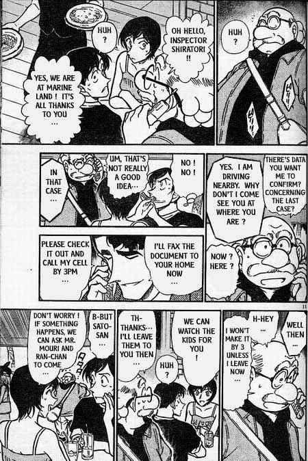 Detective Conan Chapter 404  Online Free Manga Read Image 11
