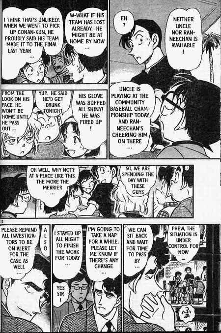 Detective Conan Chapter 404  Online Free Manga Read Image 12