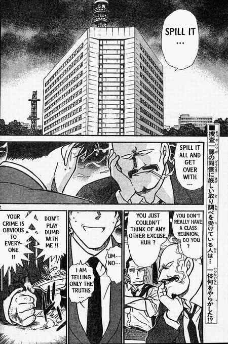 Detective Conan Chapter 404  Online Free Manga Read Image 2