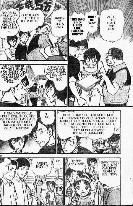 Detective Conan Chapter 405  Online Free Manga Read Image 14