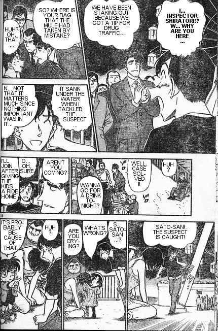 Detective Conan Chapter 406  Online Free Manga Read Image 16
