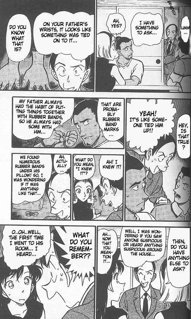 Detective Conan Chapter 408  Online Free Manga Read Image 11