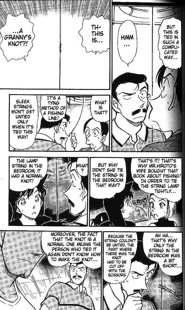 Detective Conan Chapter 409  Online Free Manga Read Image 13