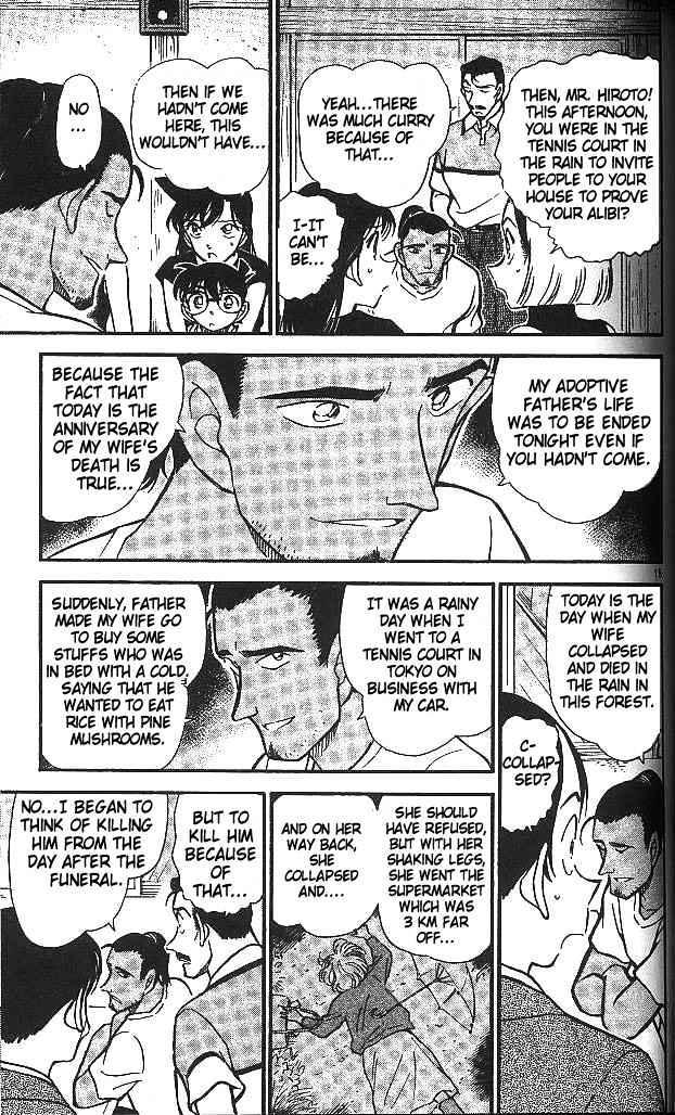 Detective Conan Chapter 409  Online Free Manga Read Image 15