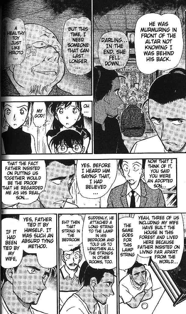 Detective Conan Chapter 409  Online Free Manga Read Image 16