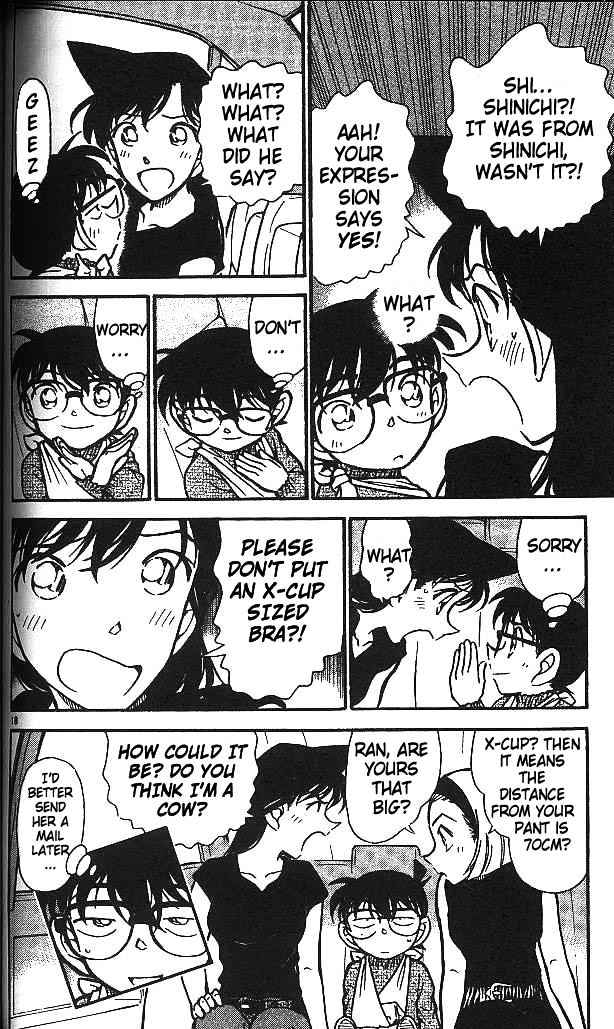 Detective Conan Chapter 409  Online Free Manga Read Image 18