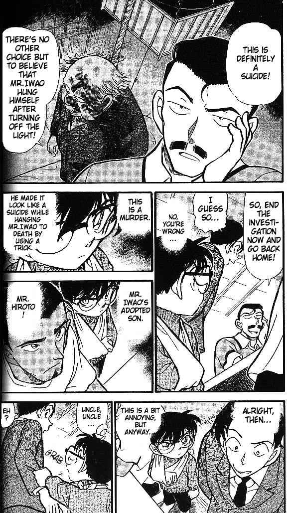 Detective Conan Chapter 409  Online Free Manga Read Image 4