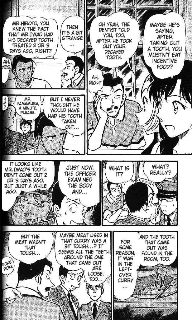 Detective Conan Chapter 409  Online Free Manga Read Image 8