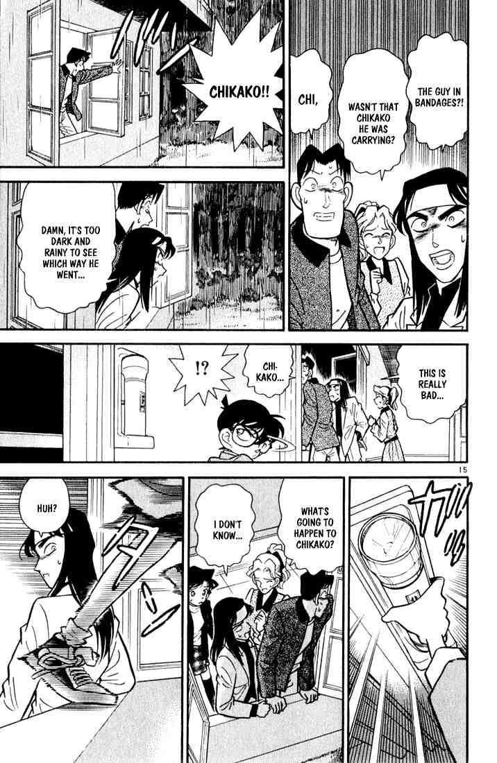 Detective Conan Chapter 41  Online Free Manga Read Image 14