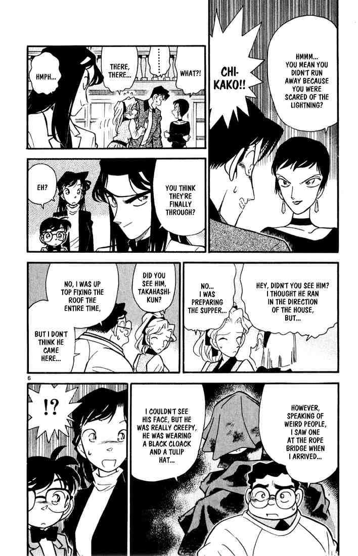 Detective Conan Chapter 41  Online Free Manga Read Image 5