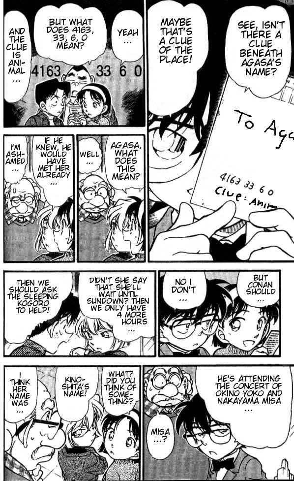 Detective Conan Chapter 410  Online Free Manga Read Image 12