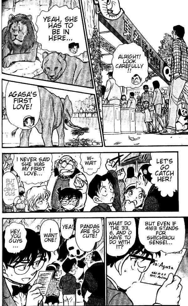 Detective Conan Chapter 410  Online Free Manga Read Image 16
