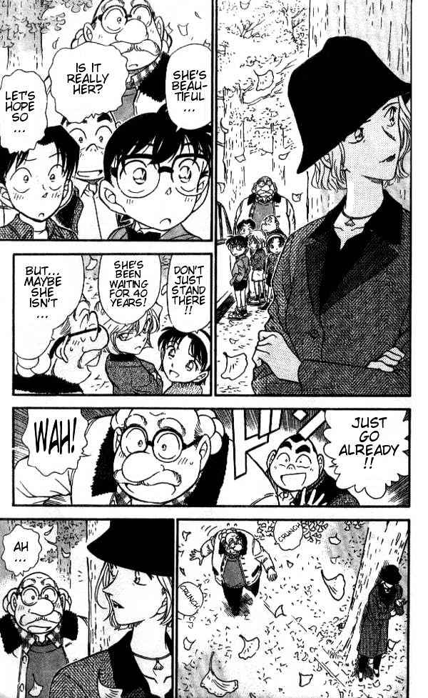 Detective Conan Chapter 412  Online Free Manga Read Image 11
