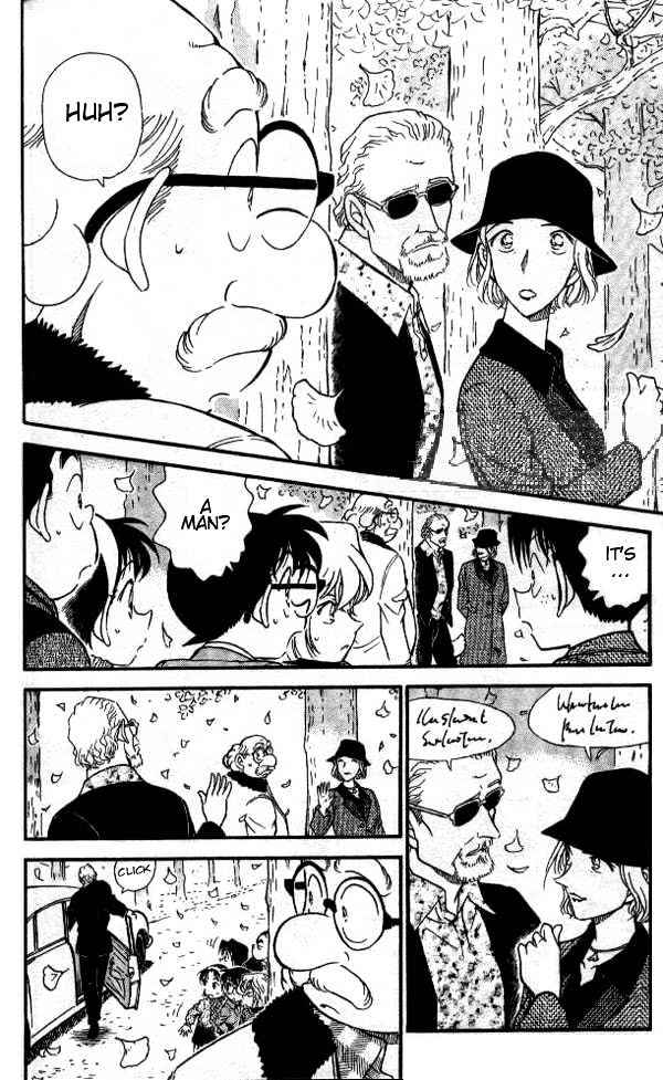 Detective Conan Chapter 412  Online Free Manga Read Image 12