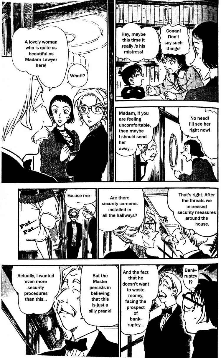 Detective Conan Chapter 413  Online Free Manga Read Image 16