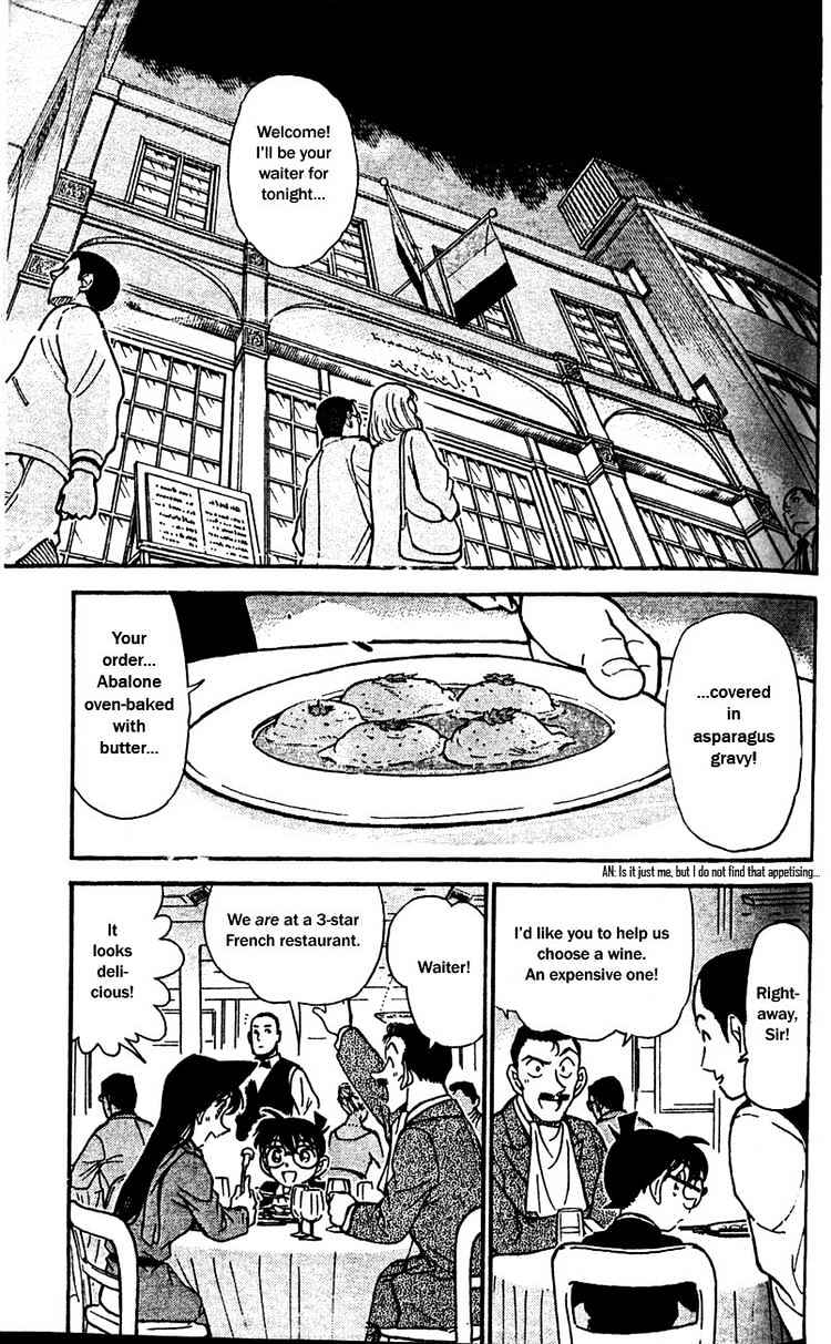 Detective Conan Chapter 413  Online Free Manga Read Image 2