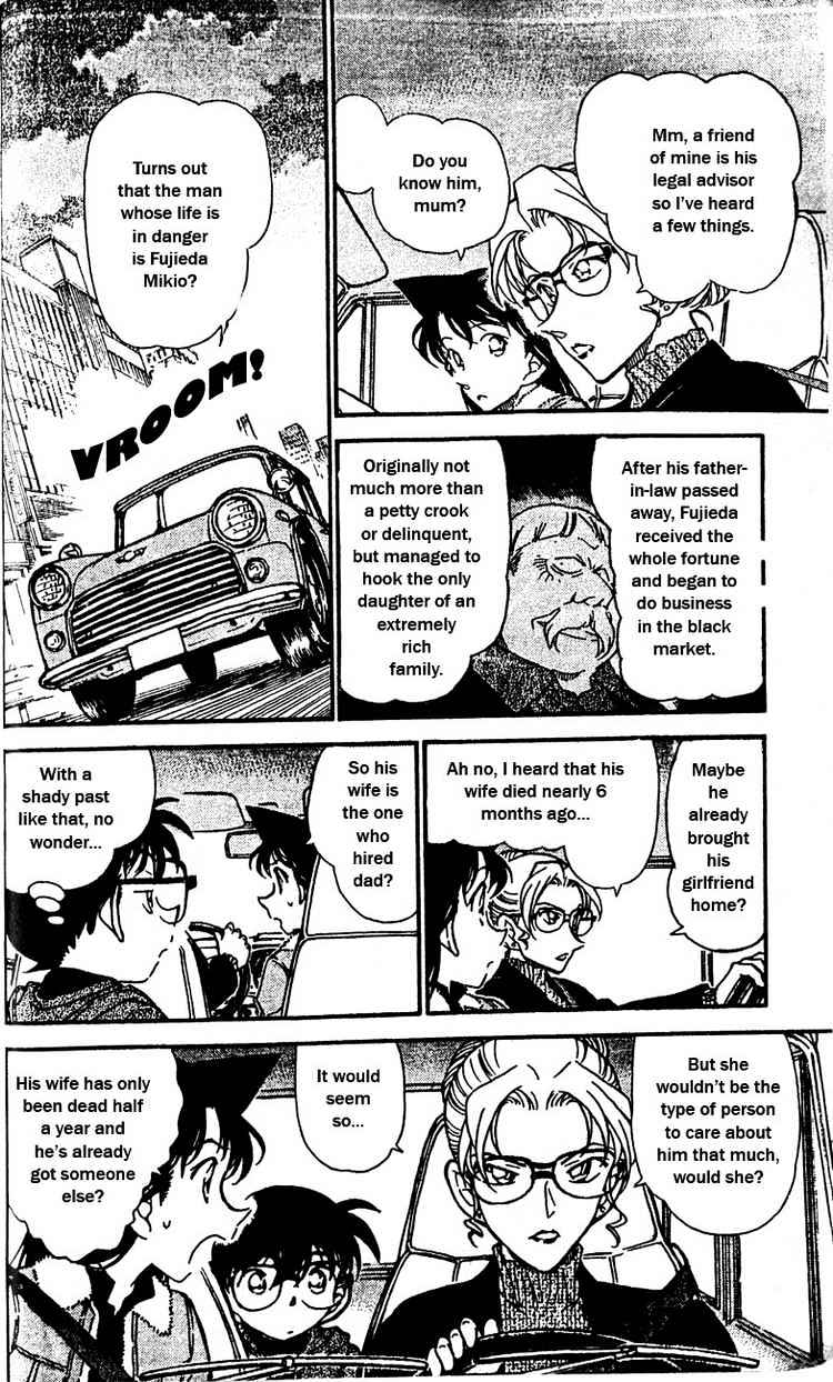 Detective Conan Chapter 413  Online Free Manga Read Image 9