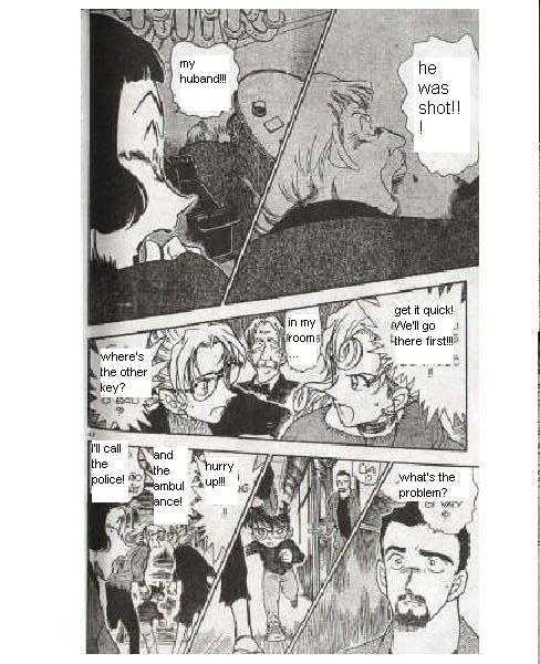 Detective Conan Chapter 414  Online Free Manga Read Image 13