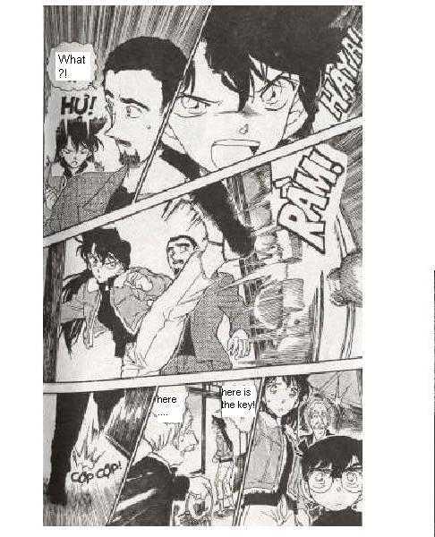 Detective Conan Chapter 414  Online Free Manga Read Image 15