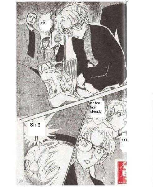 Detective Conan Chapter 414  Online Free Manga Read Image 16