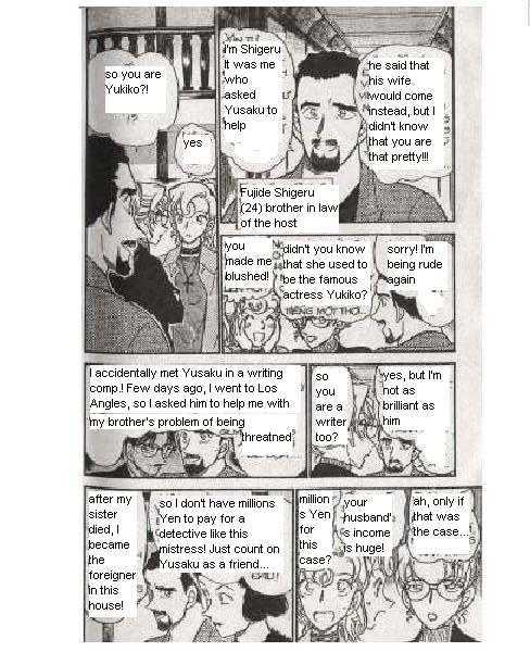 Detective Conan Chapter 414  Online Free Manga Read Image 5