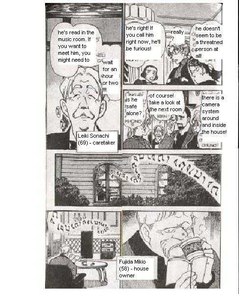 Detective Conan Chapter 414  Online Free Manga Read Image 8