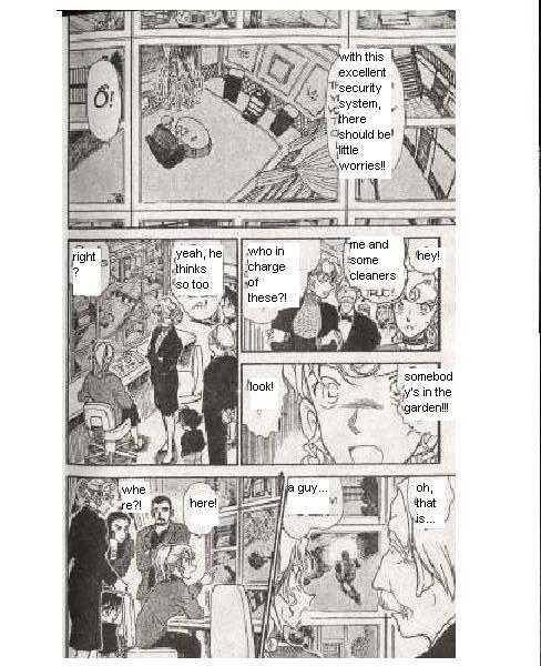 Detective Conan Chapter 414  Online Free Manga Read Image 9