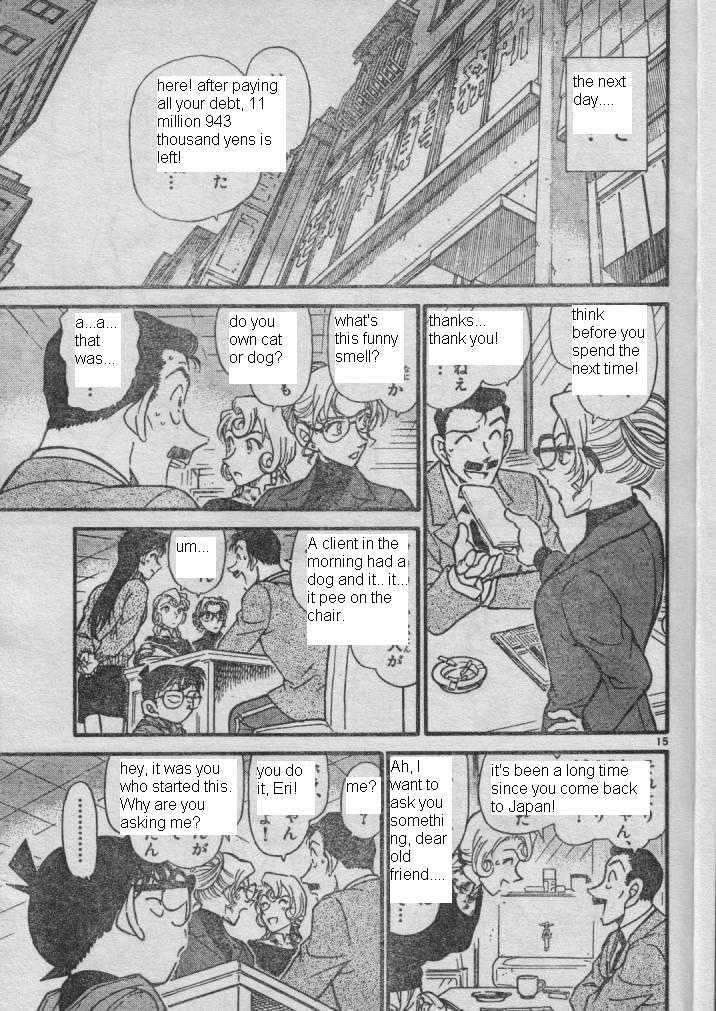 Detective Conan Chapter 416  Online Free Manga Read Image 15