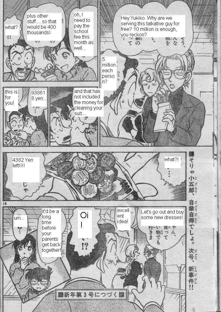 Detective Conan Chapter 416  Online Free Manga Read Image 18